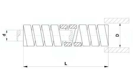 190B-10*20 su ordinazione