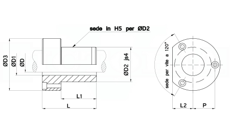 400N31F-15*29*23 su ordinazione