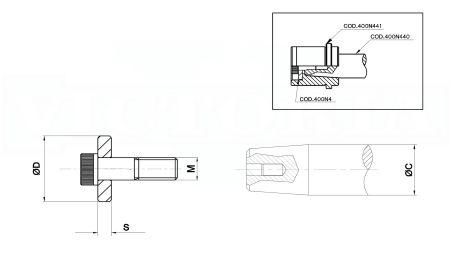 400N4-22 su ordinazione