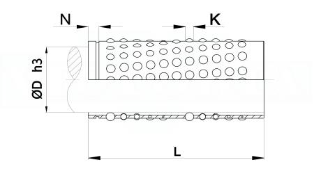 400N412AV-12*2*21 su ordinazione