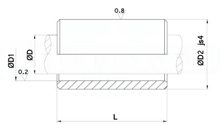 400N414AV-12*16*32 su ordinazione