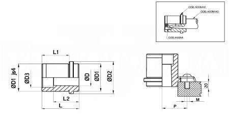400N441-19 su ordinazione