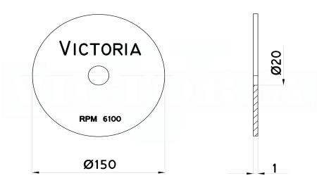 523TD-DISCHI 60L50