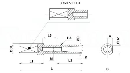 527TB-16 su ordinazione