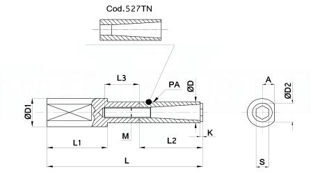 527TN-16 su ordinazione