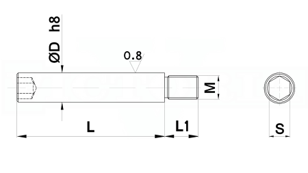 97ST-6*15 su ordinazione